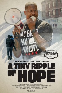 A Tiny Ripple of Hope Online Poster